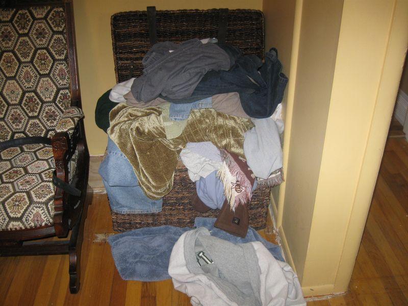 Laundry Overflow