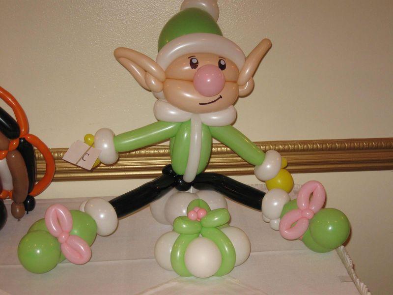 Elf-Balloon-Animal