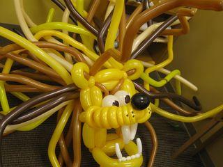 Andrew McDonald Lion Head Balloon2