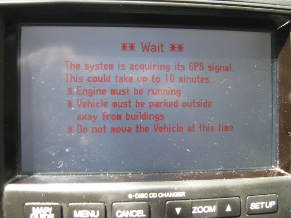 How to Retrieve Your Audio and Navigation System Codes: 2004 Honda