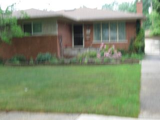 Blurred Lawn