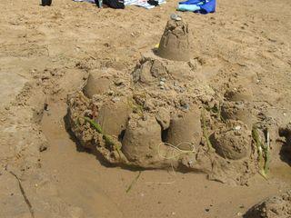 1st Sand Castle