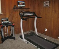 Treadmill-Before