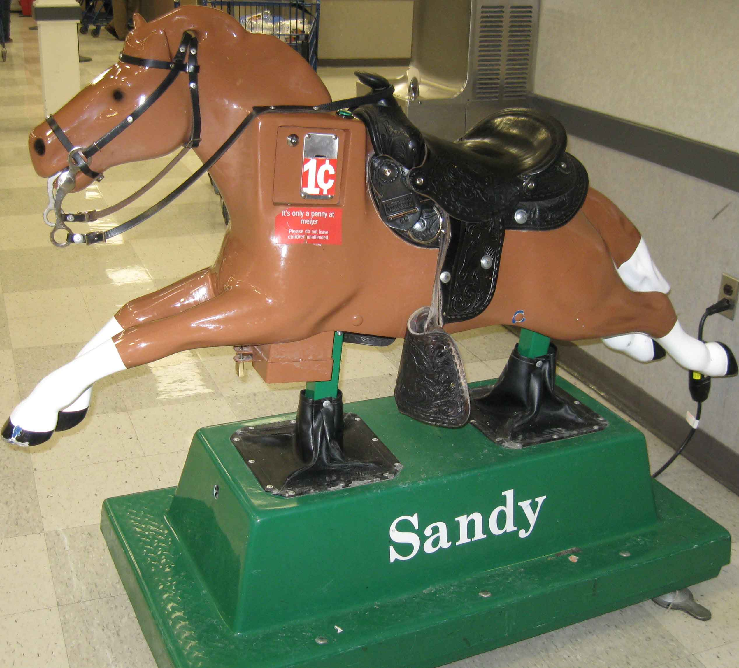 how a value added penny pony named sandy changed my shopping